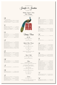 Asian_Peacock_Double_Happiness_Wedding_Seating_Poster