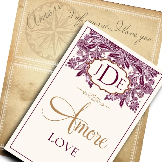 Wedding Table Name Card Examples And Table Card Ideas