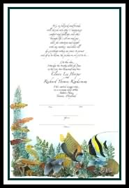 wedding certificates-wedding vows-poetry-anniversary gifts ...