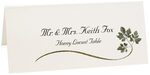 Photograph of Tented Honey Locust Wispy Leaf Place Cards