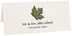 Photograph of Tented Sycamore Colorful Leaf Place Cards