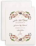 Photograph of Peaceful Autumn Save the Dates