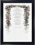 Photograph of Antique Pinks Wedding Certificates