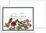 Photograph of Rose Garden Thank You Notes