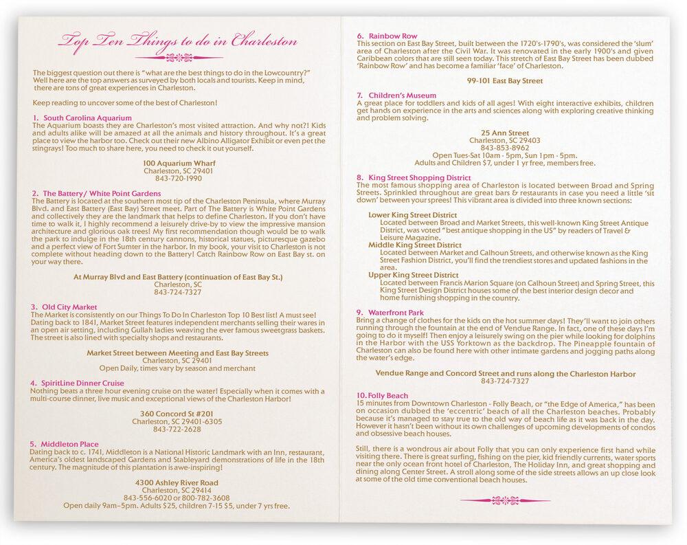Photograph of Paisley Pillow Wedding Programs
