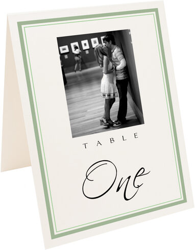 Photograph of Tented Engagement Photography 01 Table Numbers