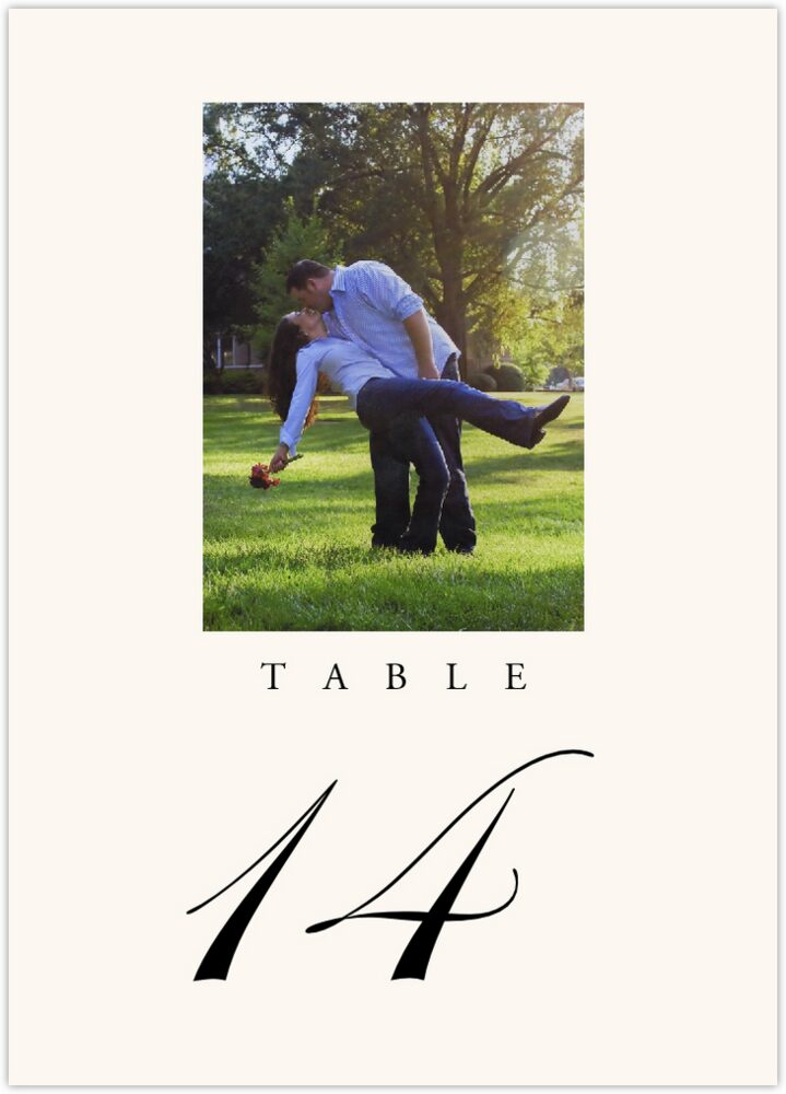 Engagement Photography 02  Table Numbers
