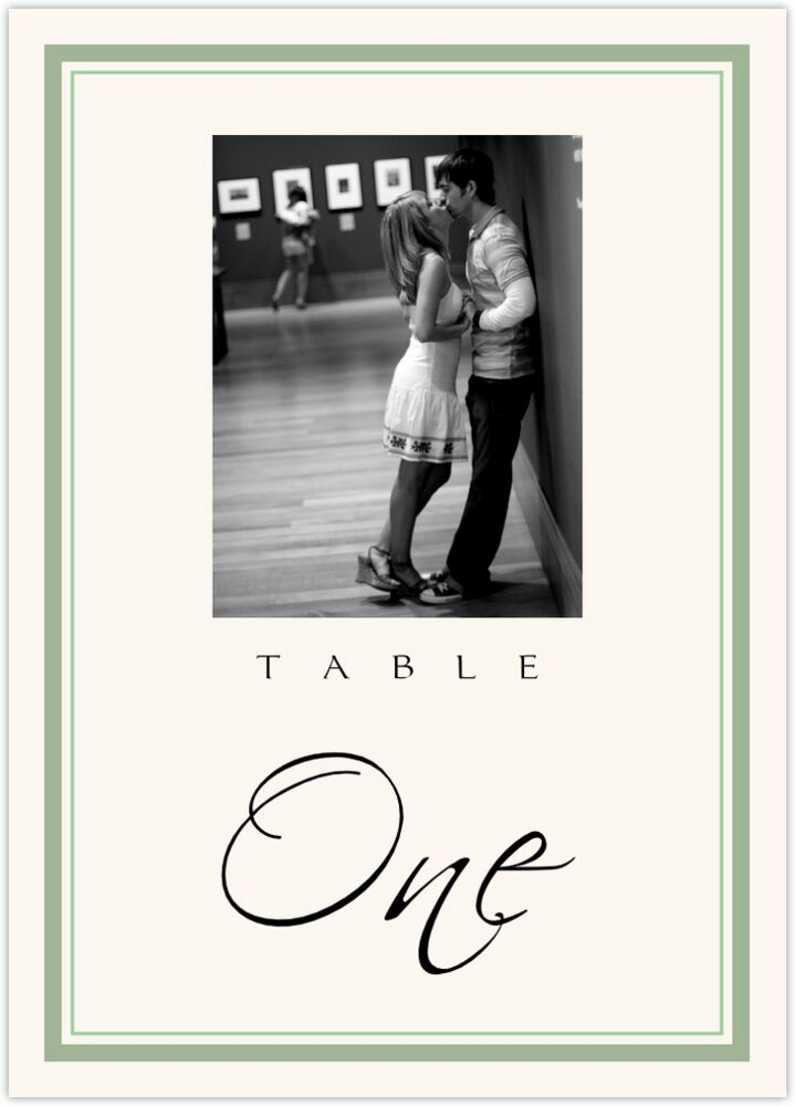 Engagement Photography 01  Table Numbers