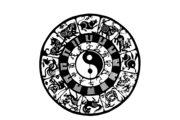 Zodiac Signs Chinese Zodiac Artwork