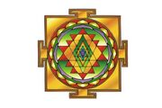 Cultural Illustrations Yantra (colored) Artwork