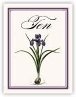 Iris Bulb Table Numbers