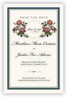 Rose Garden Save the Dates