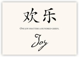 Chinese Proverbs  Table Names