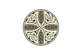 Cultural Illustrations Celtic Cross 07 Artwork