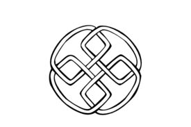Cultural Illustrations Celtic Cross 08 Artwork