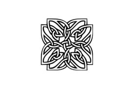 Cultural Illustrations Celtic Knot 03 Artwork