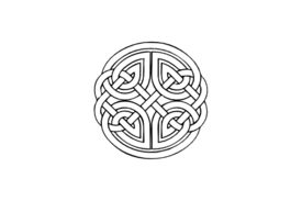 Cultural Illustrations Celtic Knot 08 Artwork