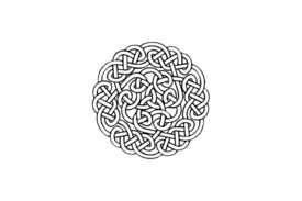 Cultural Illustrations Celtic Knot 09 Artwork