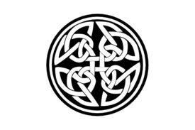 Cultural Illustrations Celtic Knot 12 Artwork