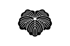 Cultural Illustrations Japanese Family Crest - Ivy Artwork