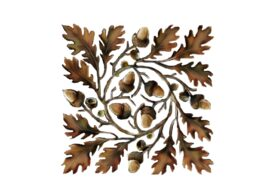 Spring Flowers, Autumn Leaves, Grapes Leaf Pattern 16 Artwork