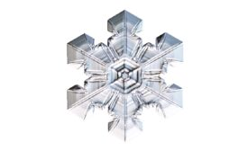 Winter and Holiday Snowflake 04 Artwork