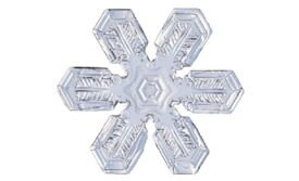 Winter and Holiday Snowflake 10 Artwork