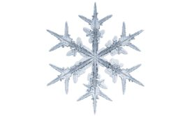 Winter and Holiday Snowflake 11 Artwork