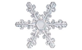 Winter and Holiday Snowflake 12 Artwork