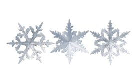 Winter and Holiday Snowflake Pattern 01 Artwork