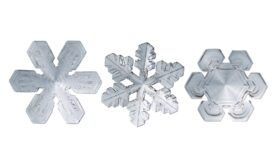 Winter and Holiday Snowflake Pattern 03 Artwork