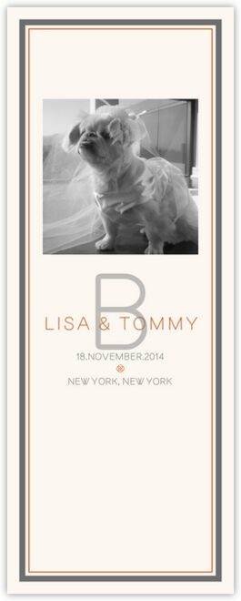 Simple Affair Photography Wedding Programs