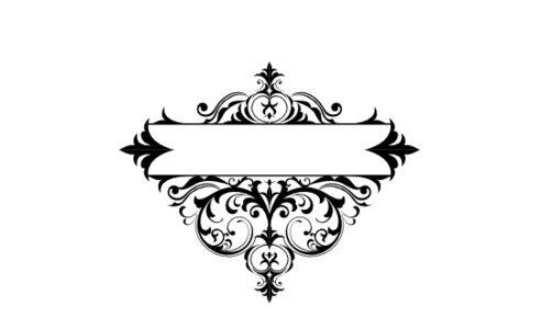 Monogram: Abbey Cocktail Vintage Monogram