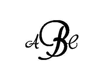 Monogram: Adore Monogram 07
