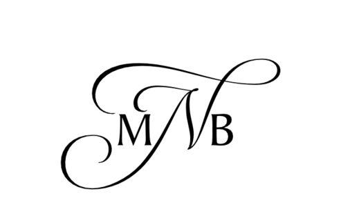 Monogram: Bakler Signet Monogram 03