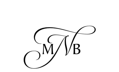 Monogram: Baker Signet Monogram 03