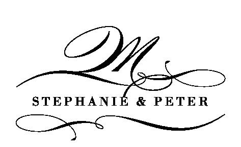 Monogram: Bodoni Monogram 16