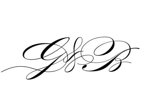 Monogram: Burgues Monogram 02