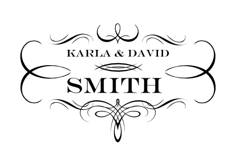 Monogram: Engravers Monogram 14