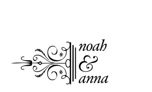 Monogram: Garamond Swash Monogram 14