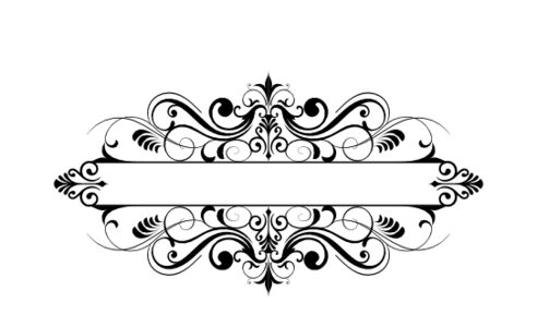 Monogram: Ginger Breeze Vintage Monogram