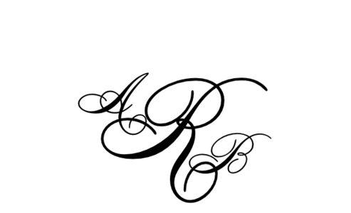 Monogram: Helinda Rook Monogram 03