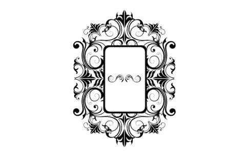 Monogram: Kaleidoscope Vintage Monogram