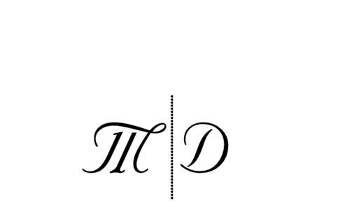 Monogram: Nuptial Monogram 01