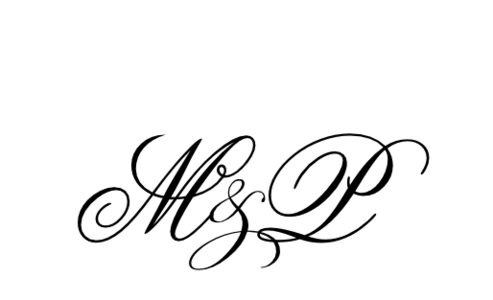 Monogram: Old Script Monogram 01