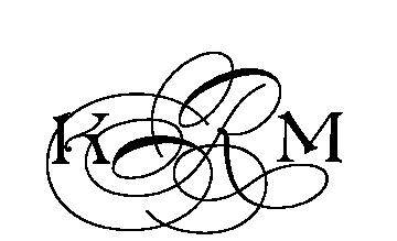 Monogram: Penshurst Monogram 07
