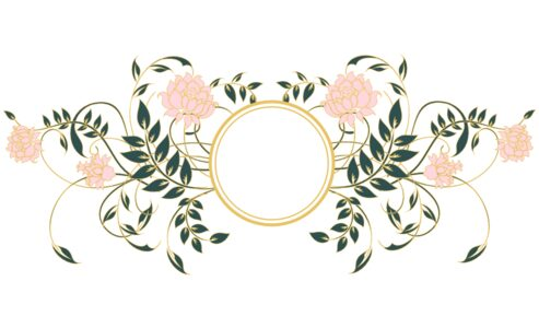 Monogram: Shaadi - Pink