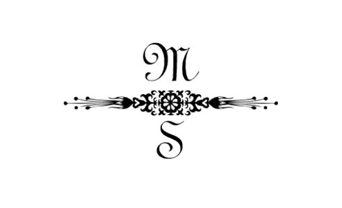 Monogram: Typo Upright Monogram 03