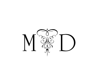 Monogram: University Roman Monogram 01