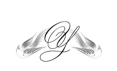 Monogram: Yves Monogram 19